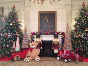 2015 Decorating at The White House